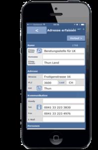 iphone_AdrErfassen